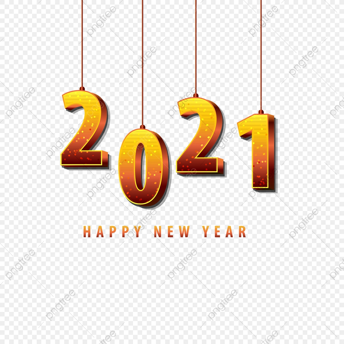 Happy New Year 2021 Merry Christmas Design 2021 Abstract Art Png And Vector With Transparent Background For Free Download