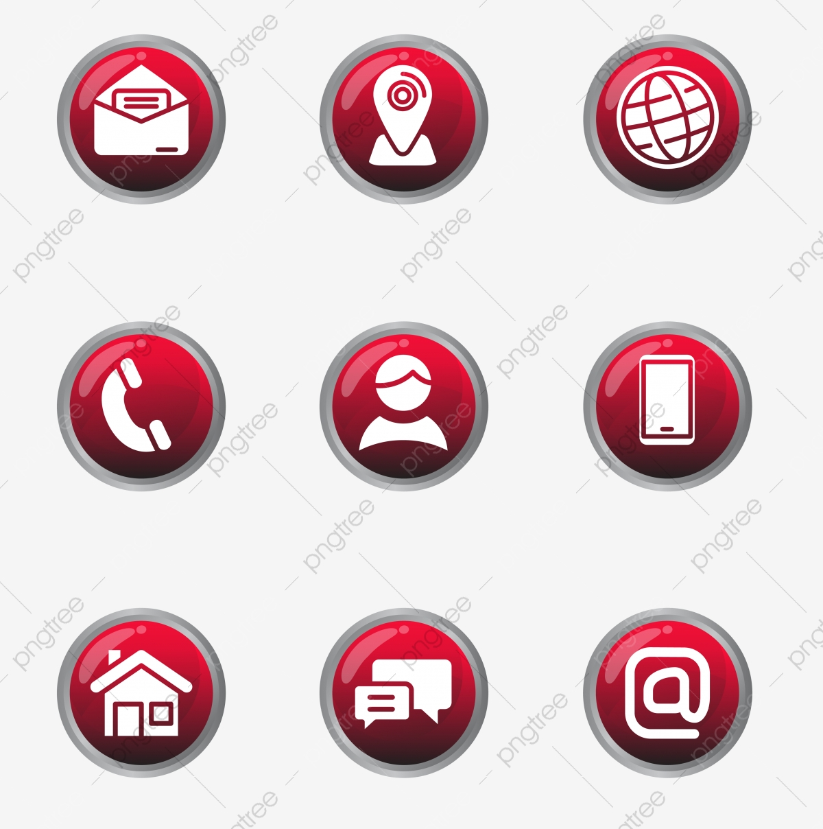 Contact Icon Png Contact Icon Png Transparent Free For Download On Webstockreview 2020