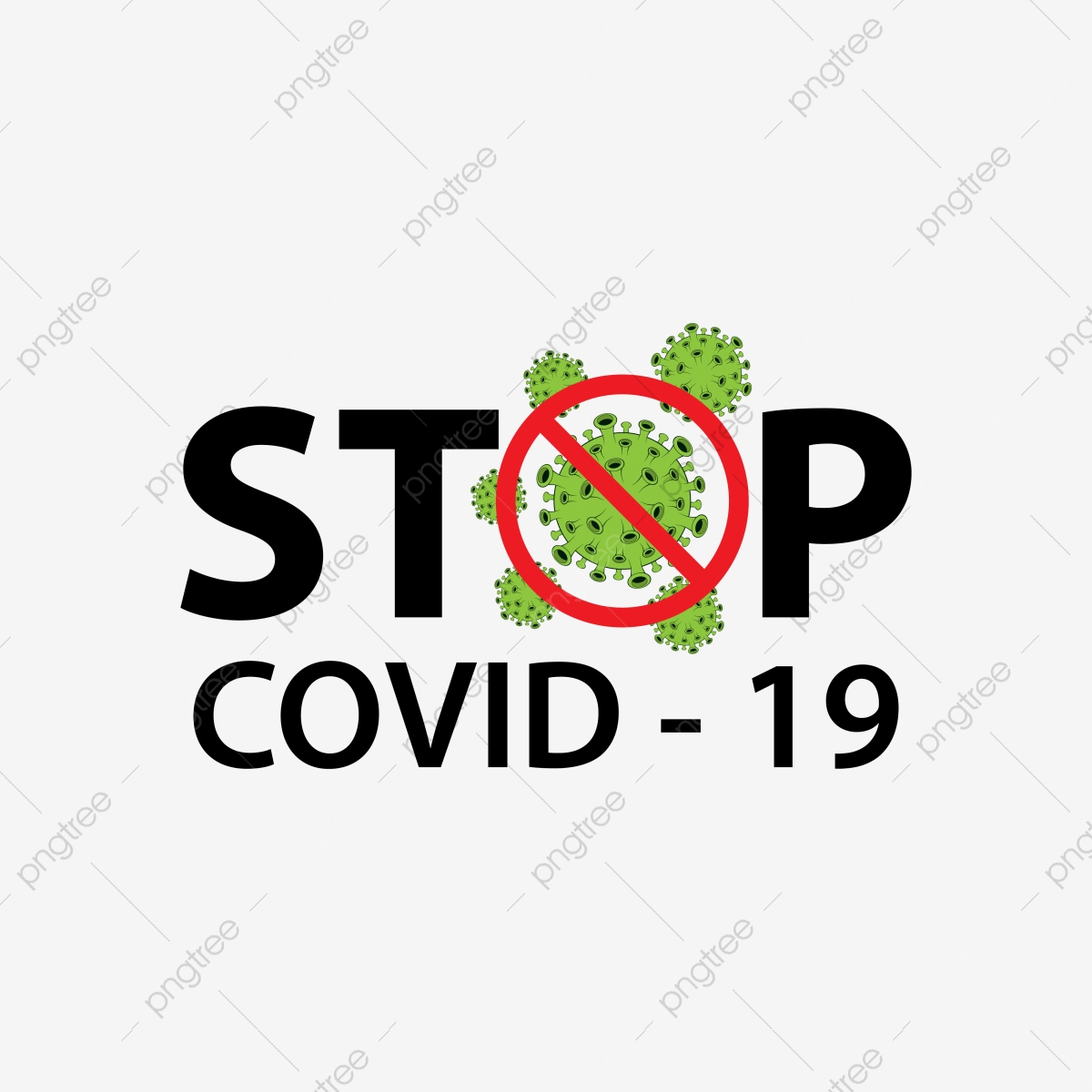 Stop PNG Vector And PSD Files