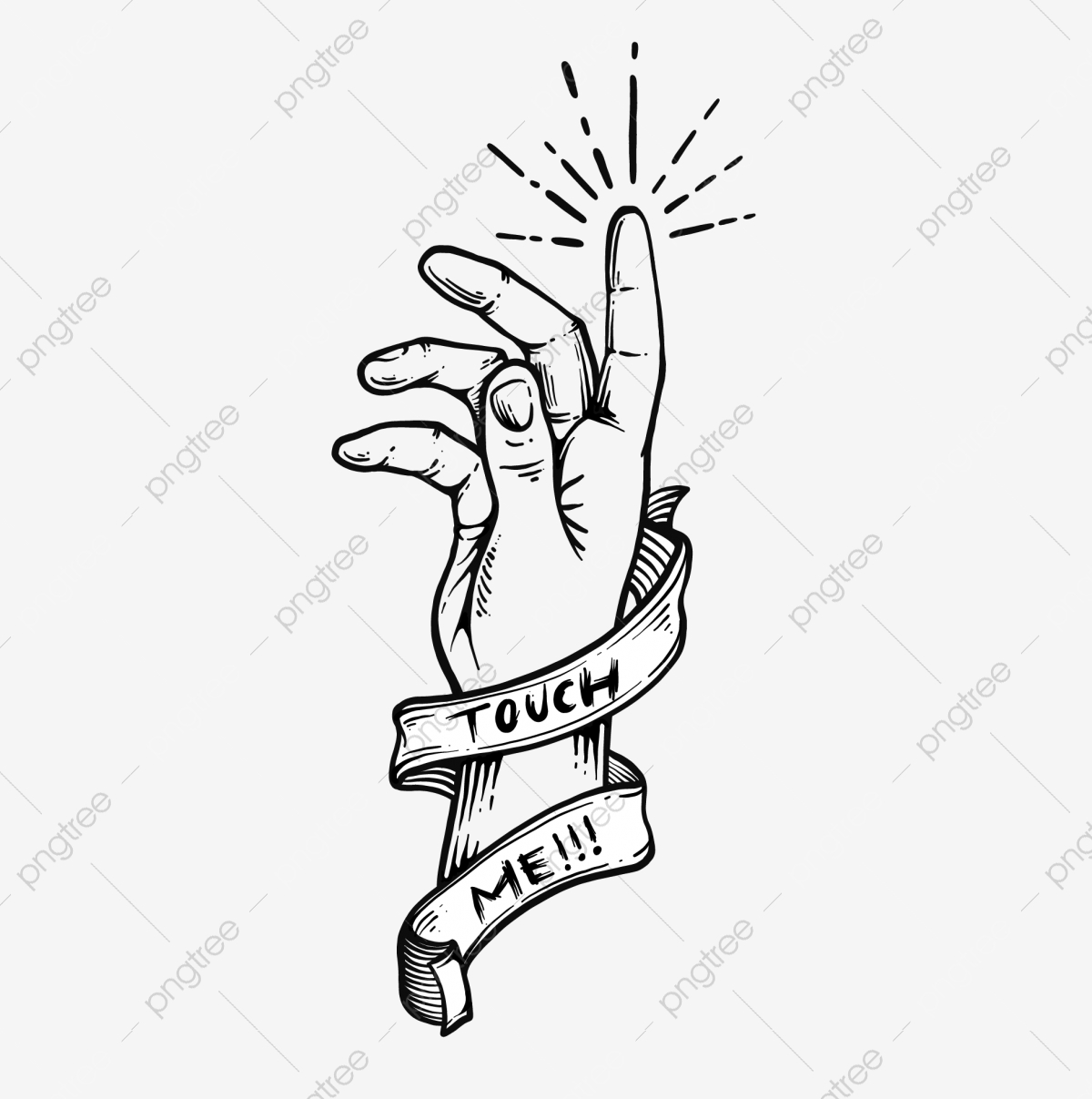 Hand Touch Png Images Vector And Psd Files Free Download On Pngtree Free icons of line drawing in various ui design styles for web, mobile, and graphic design projects. https pngtree com freepng touch me gesture ribbon engraved style 5327360 html