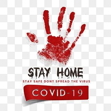оставайся дома профилактика covid 19, Коронавирус, Вирус 2019-нков, Covid-19 PNG и PSD