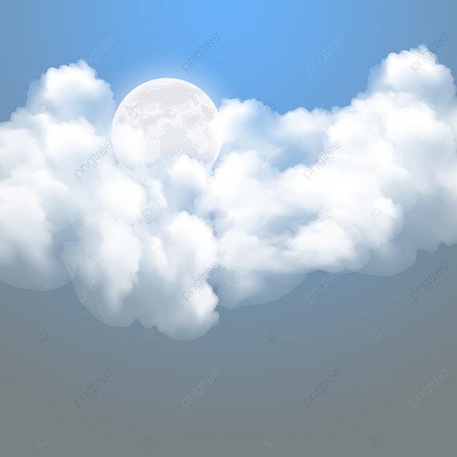 gambar langit biru muda dengan awan cahaya biru langit cuaca mendung awan png dan psd untuk muat turun percuma cahaya biru langit cuaca mendung awan