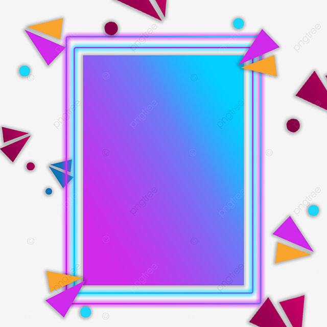 persegi panjang lampu neon dengan kristal bentuk segitiga untuk undangan pesta undangan pesta persegi panjang neon segi tiga png transparan gambar clipart dan file psd untuk unduh gratis persegi panjang lampu neon dengan