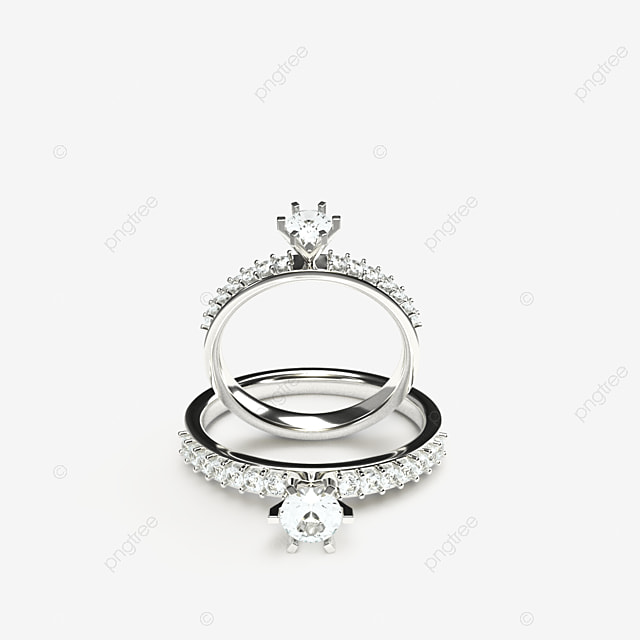 pngtree diamonds wedding ring eternity ring pave from a white gold band png image 2220580