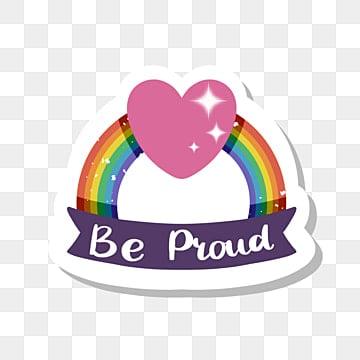 homosexuell parade stolze liebe, fröhlich, regenbogen, farbe png und psd datei zum kostenlosen