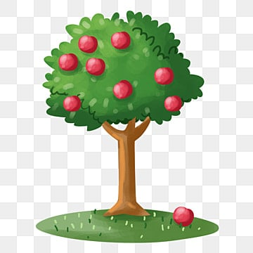 Apple Tree Png Images Vector And Psd Files Free Download On Pngtree