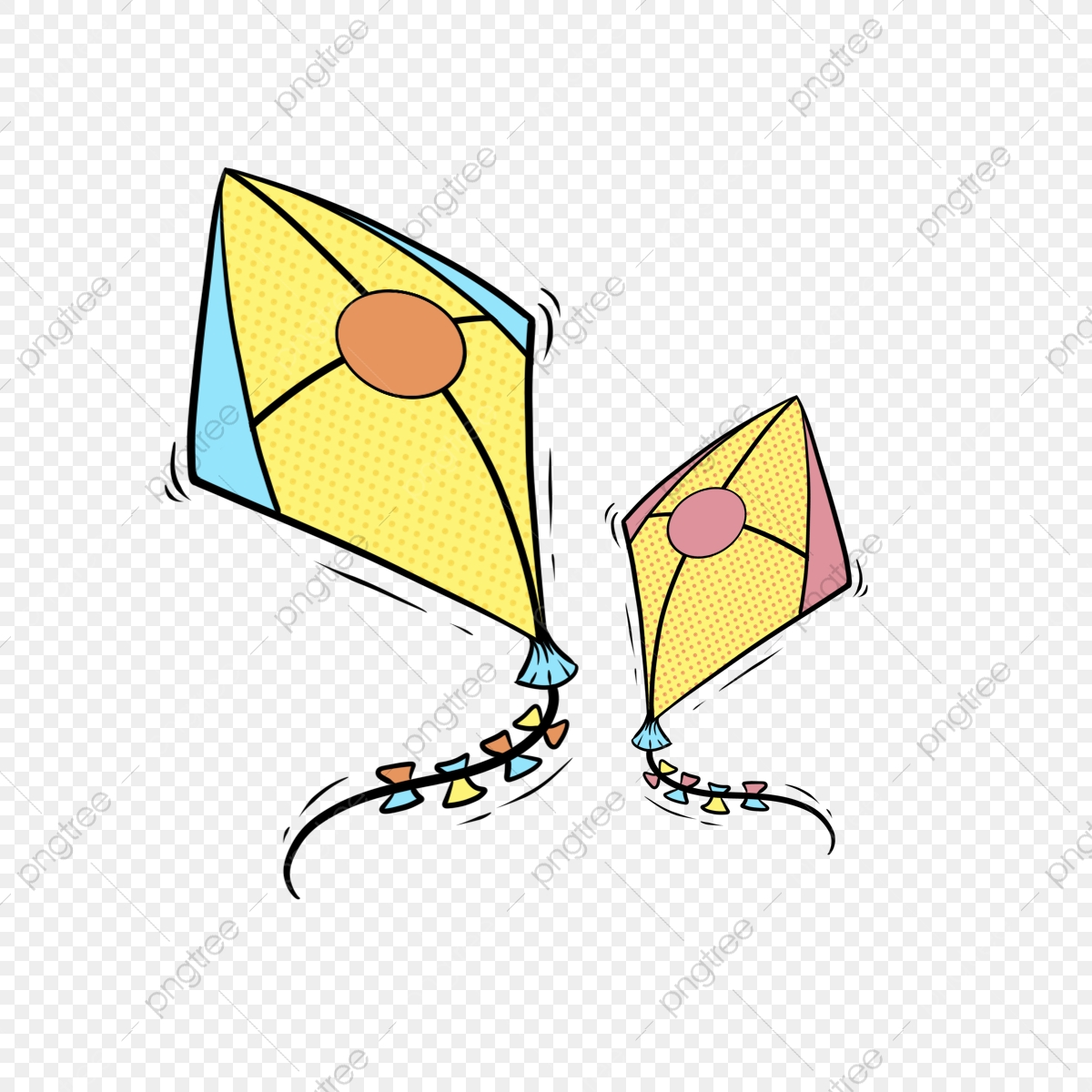 Kite Vector Png Images Kites Kite Flying Creative Kites Vectors In Ai Eps Format Free Download On Pngtree