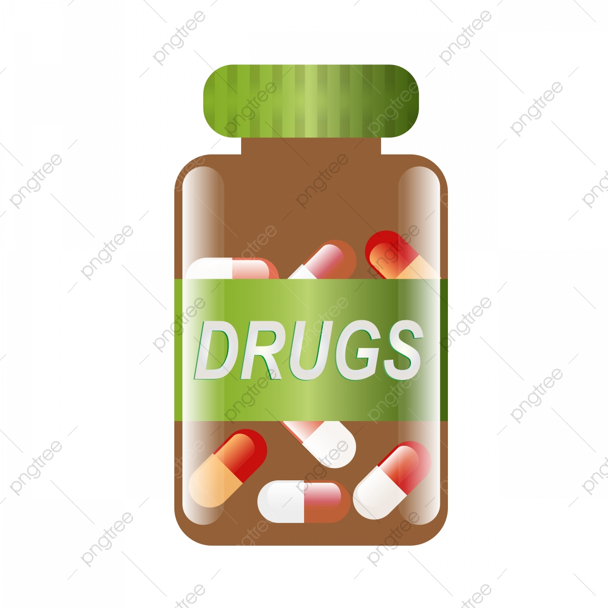 20+ Drugs Vector