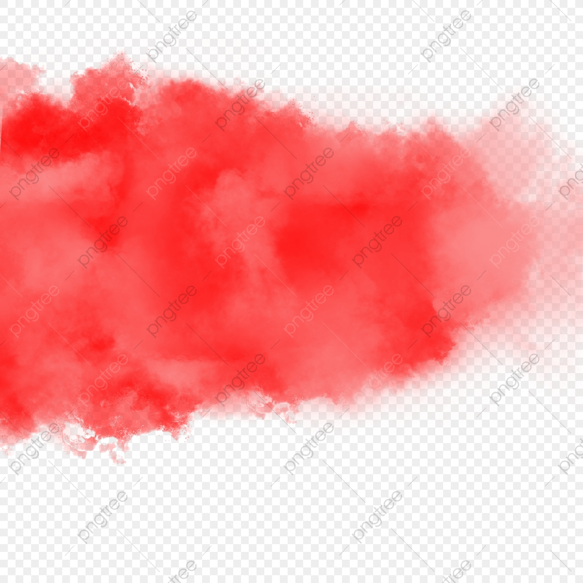 View Red Smoke Png 4K