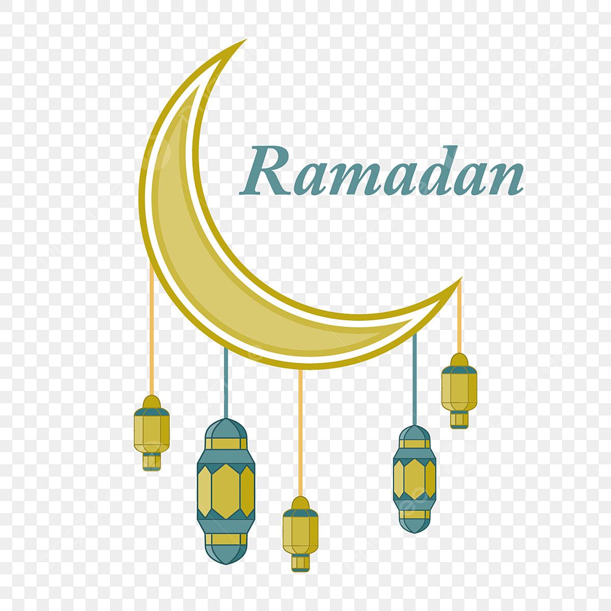 gambar perayaan bulan ramadhan dan lampu tanglung crescent ramadan festival png dan vektor untuk muat turun percuma https ms pngtree com freepng crescent ramadan festival and lantern lights 5345151 html