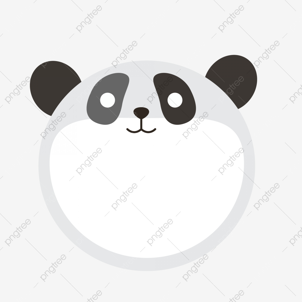 Gambar Perbatasan Panda Binatang Yang Lucu Menyenangkan Binatang Kecil Panda Binatang Png Dan Vektor Dengan Latar Belakang Transparan Untuk Unduh Gratis