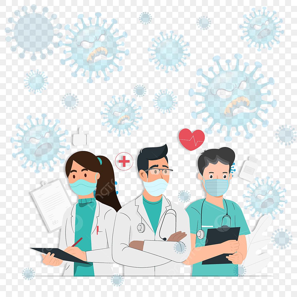 Medicine Hospital Health Care Clip Art - Nursing - Flyer. Vector  Transparent PNG