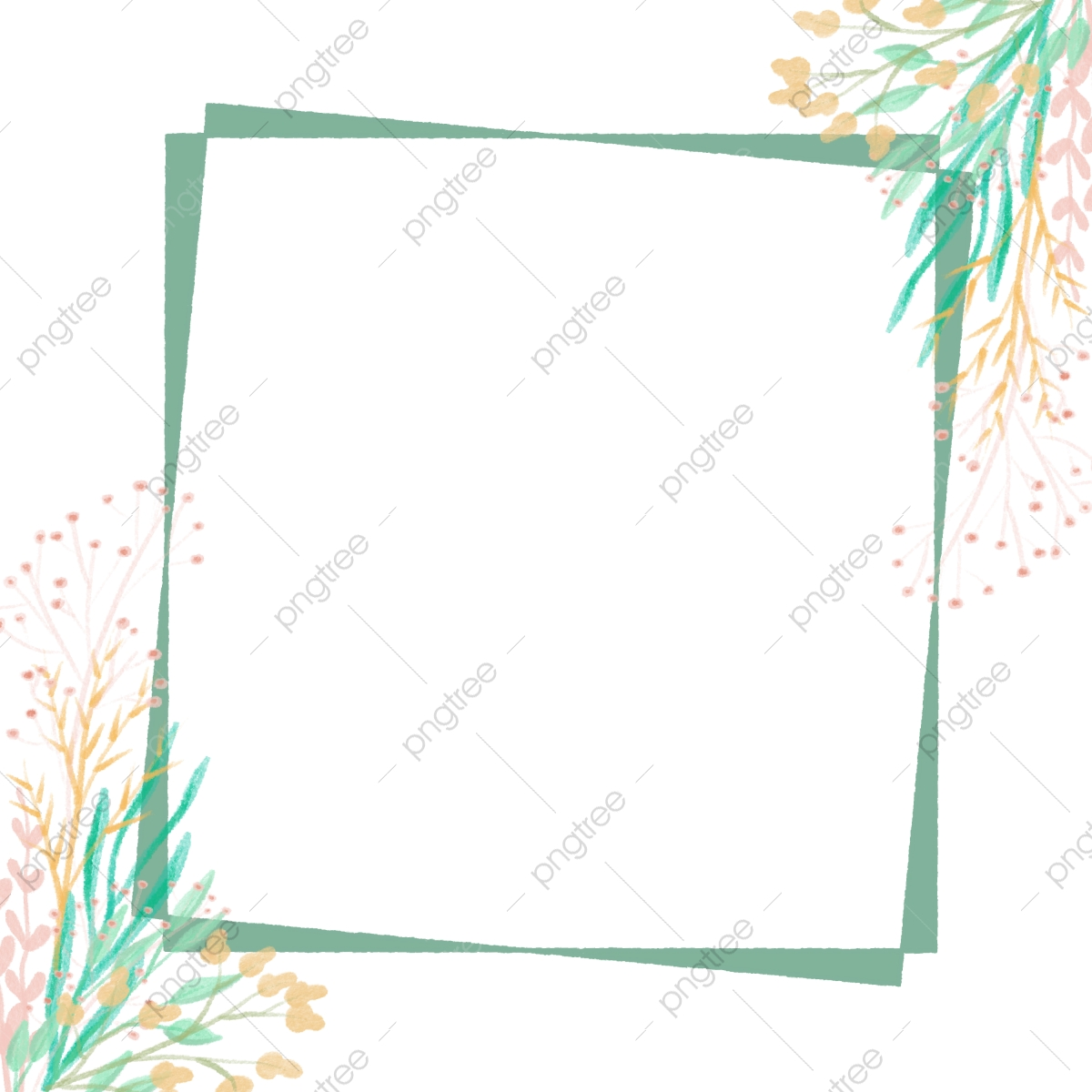 bingkai bunga elegan untuk dekorasi kartu ucapan bingkai bunga bunga daun daun png transparan gambar clipart dan file psd untuk unduh gratis https id pngtree com freepng elegant floral frame for decorating greeting cardb 5435769 html