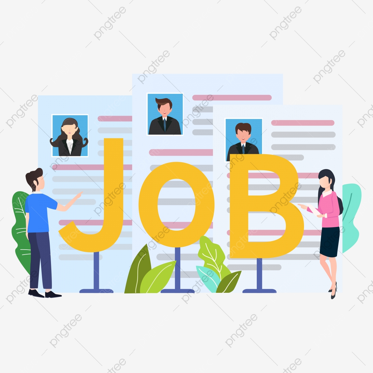 Employment Resume Vector Obtain Employment Resume Jobs Png And