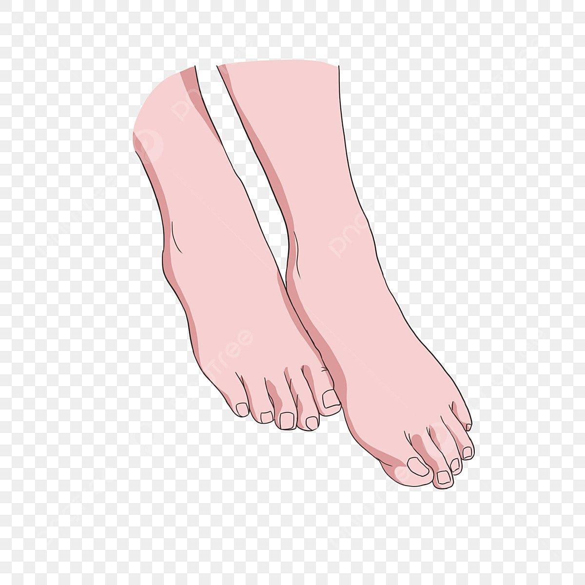 Pale feet sexy Public Feet
