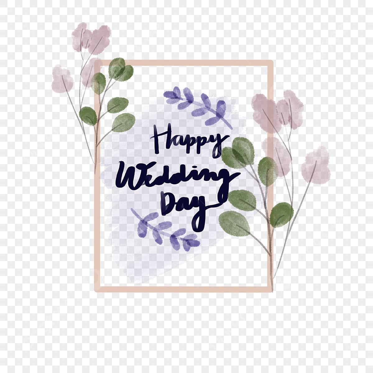 Selamat Hari Pernikahan Salam Pernikahan Cinta Menikah Png Transparan Gambar Clipart Dan File Psd Untuk Unduh Gratis