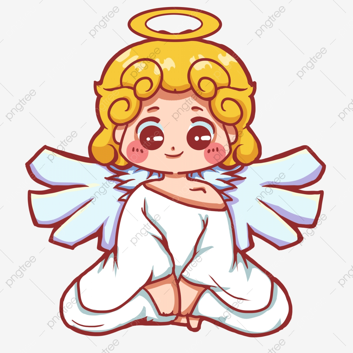 Angel Clipart Png Images Vector And Psd Files Free Download On Pngtree
