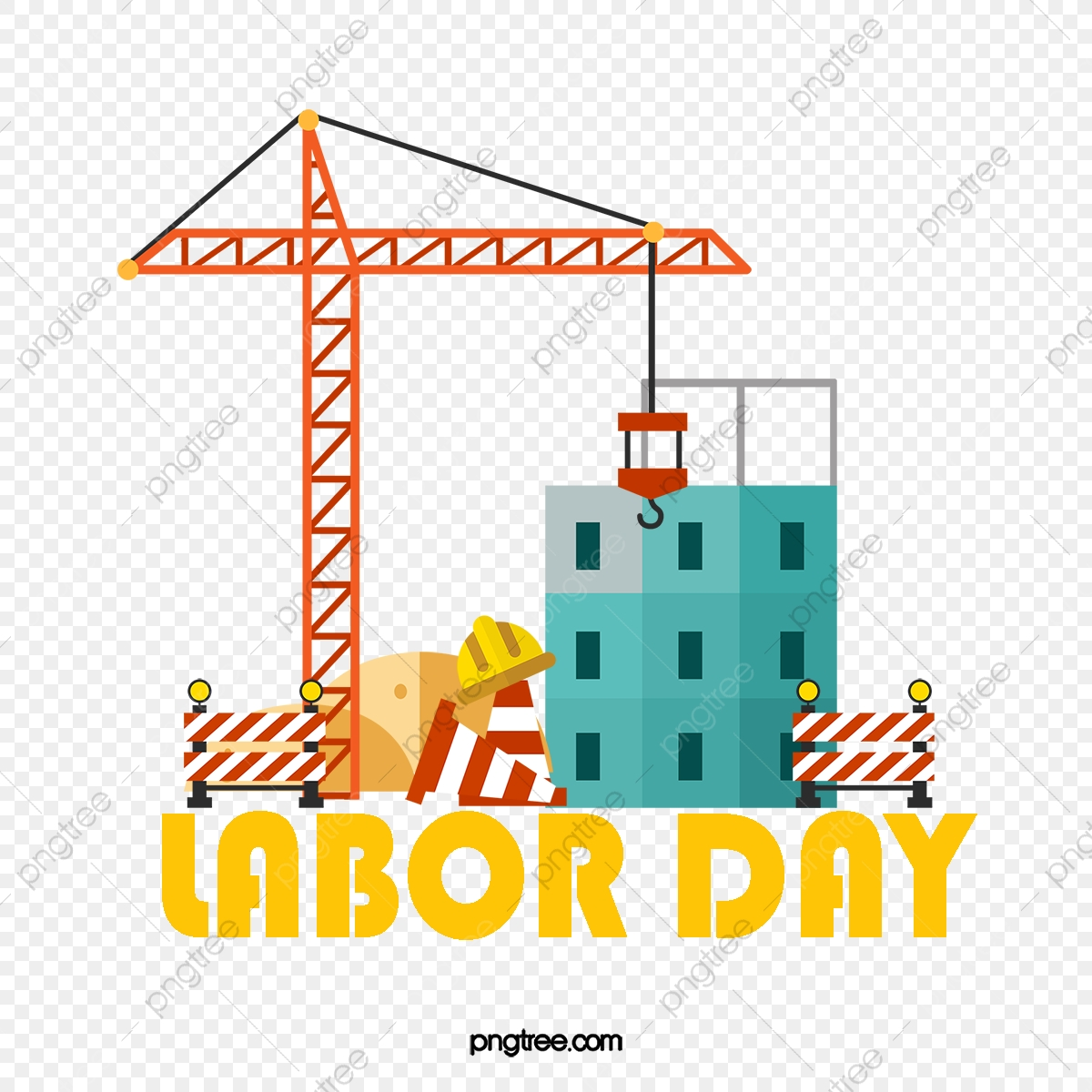 May Labor Day Happy Labor Day Tower Crane Labor Tool Workers Festival May Day Labor Day Labor Day Png Transparent Clipart Image And Psd File For Free Download