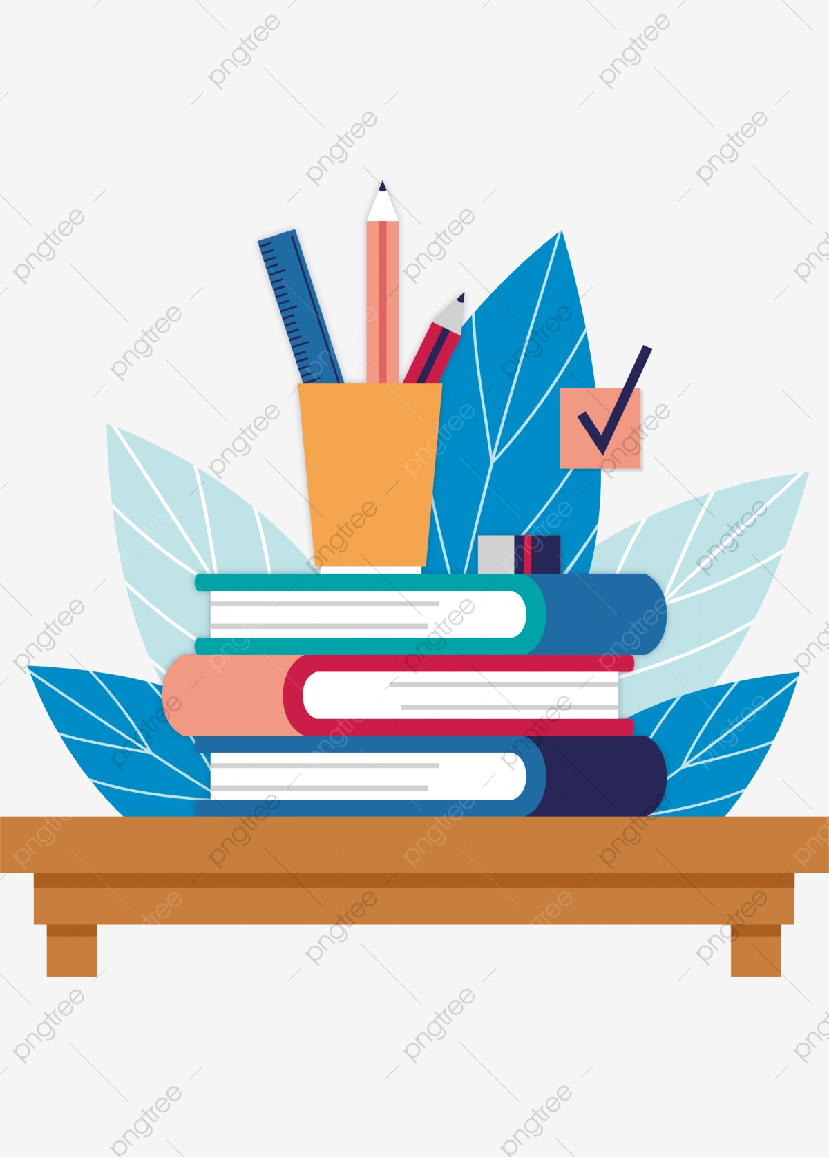 كتب حامل القلم حامل القلم كتاب كتب Png والمتجهات للتحميل مجانا