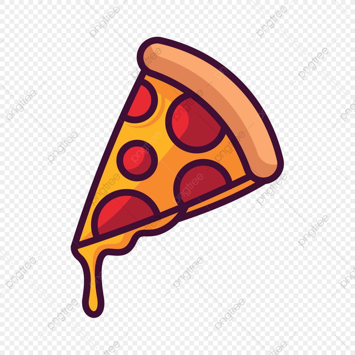 Pizza Clipart Download Free Transparent Png Format Clipart Images On Pngtree