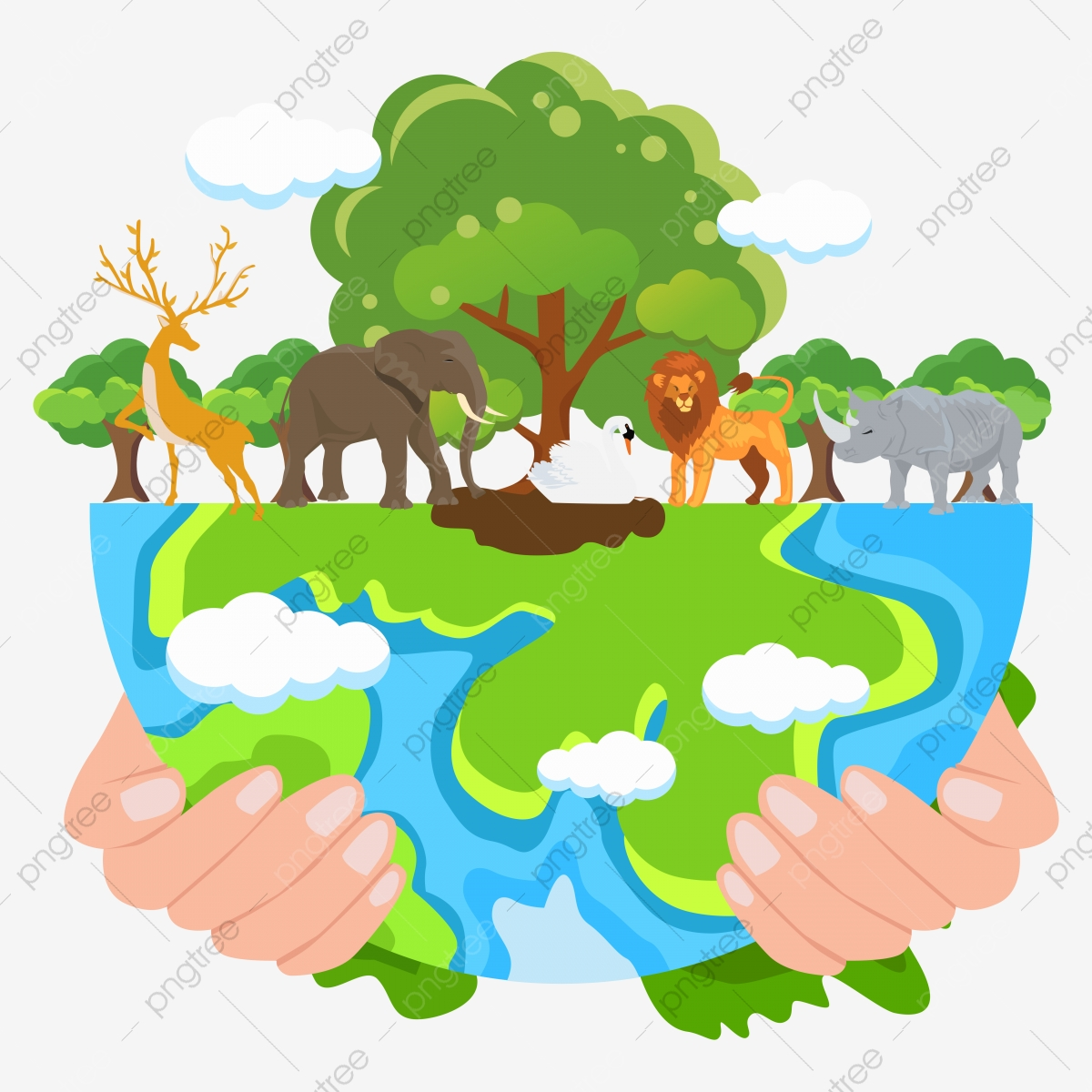 Environment Clipart Png Images Vector And Psd Files Free Download On Pngtree