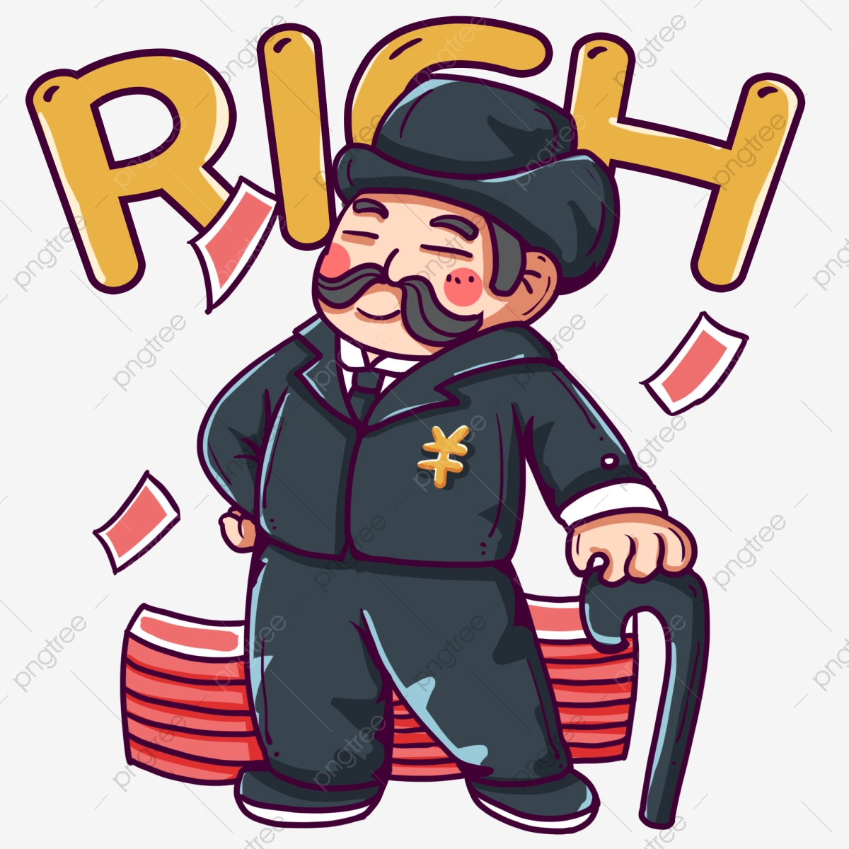 Rich Png Clipart - Rich Png - Free Transparent PNG Download - PNGkey