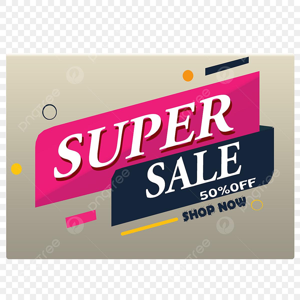 Templat Spanduk Promosi Penjualan Super Spanduk Bisnis Penjualan Png Transparan Gambar Clipart Dan File Psd Untuk Unduh Gratis