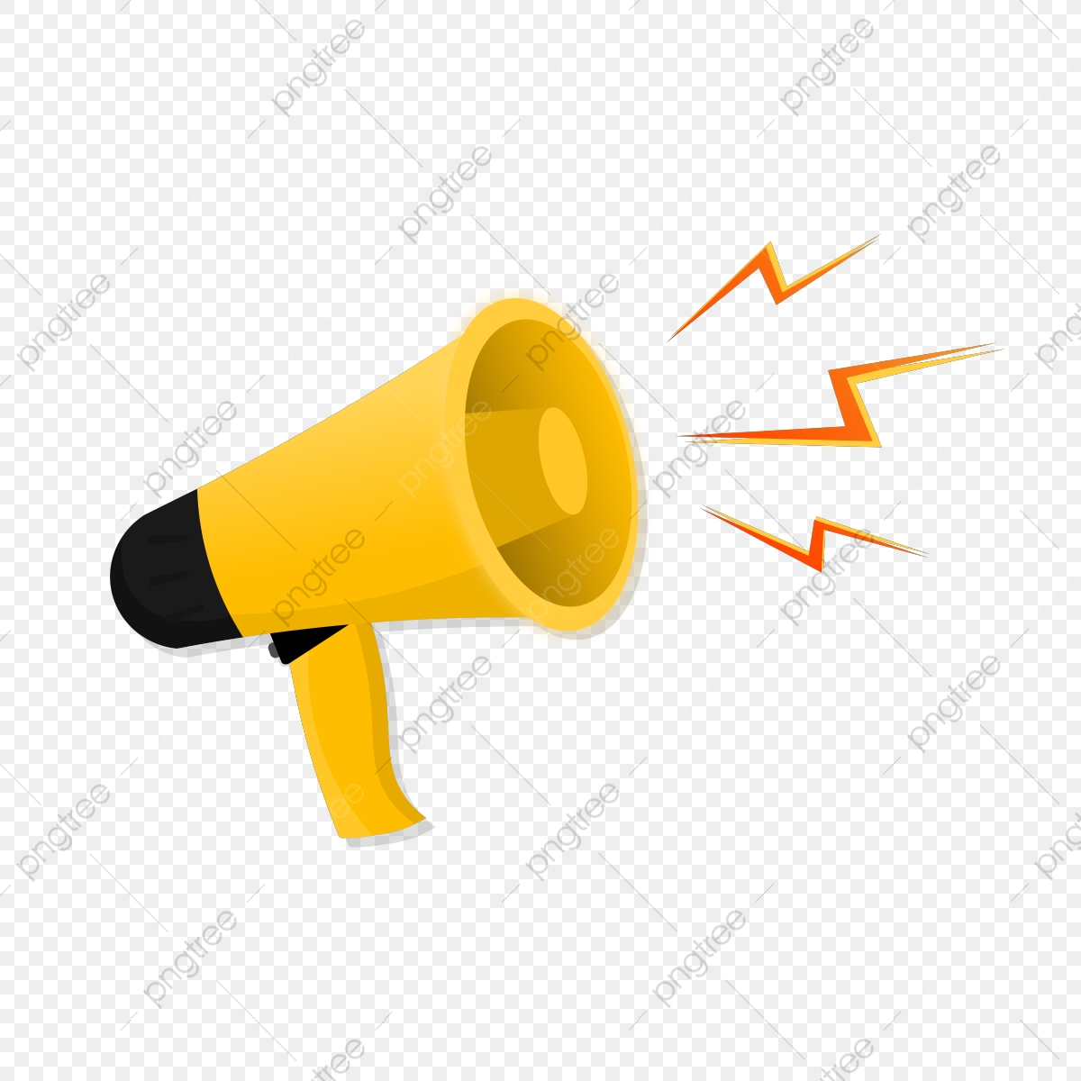 yellow megaphone speaker icon flat communication png and vector with transparent background for free download https pngtree com freepng yellow megaphone speaker 5414912 html