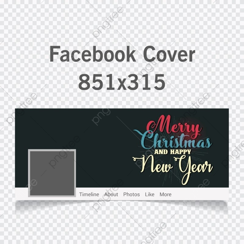 Christmas Facebook Cover Template For Free Download On Pngtree