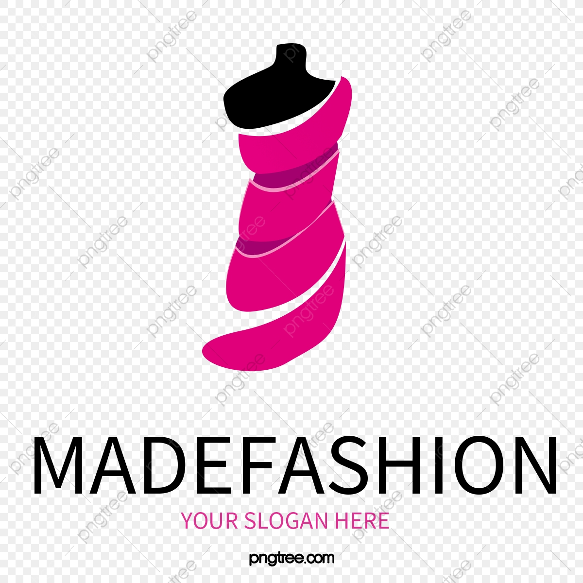 Exquisite Fashion Logo Vector Material Fine Female Fashion Png Transparent Clipart Image And Psd File For Free Download