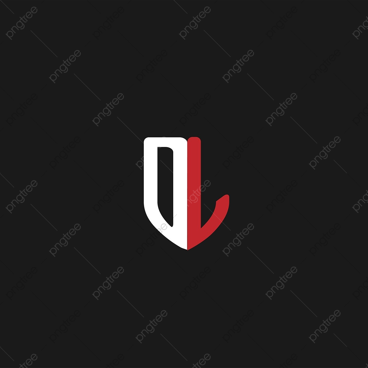 Initial Letter Dl Logo Design Template For Free Download On Pngtree