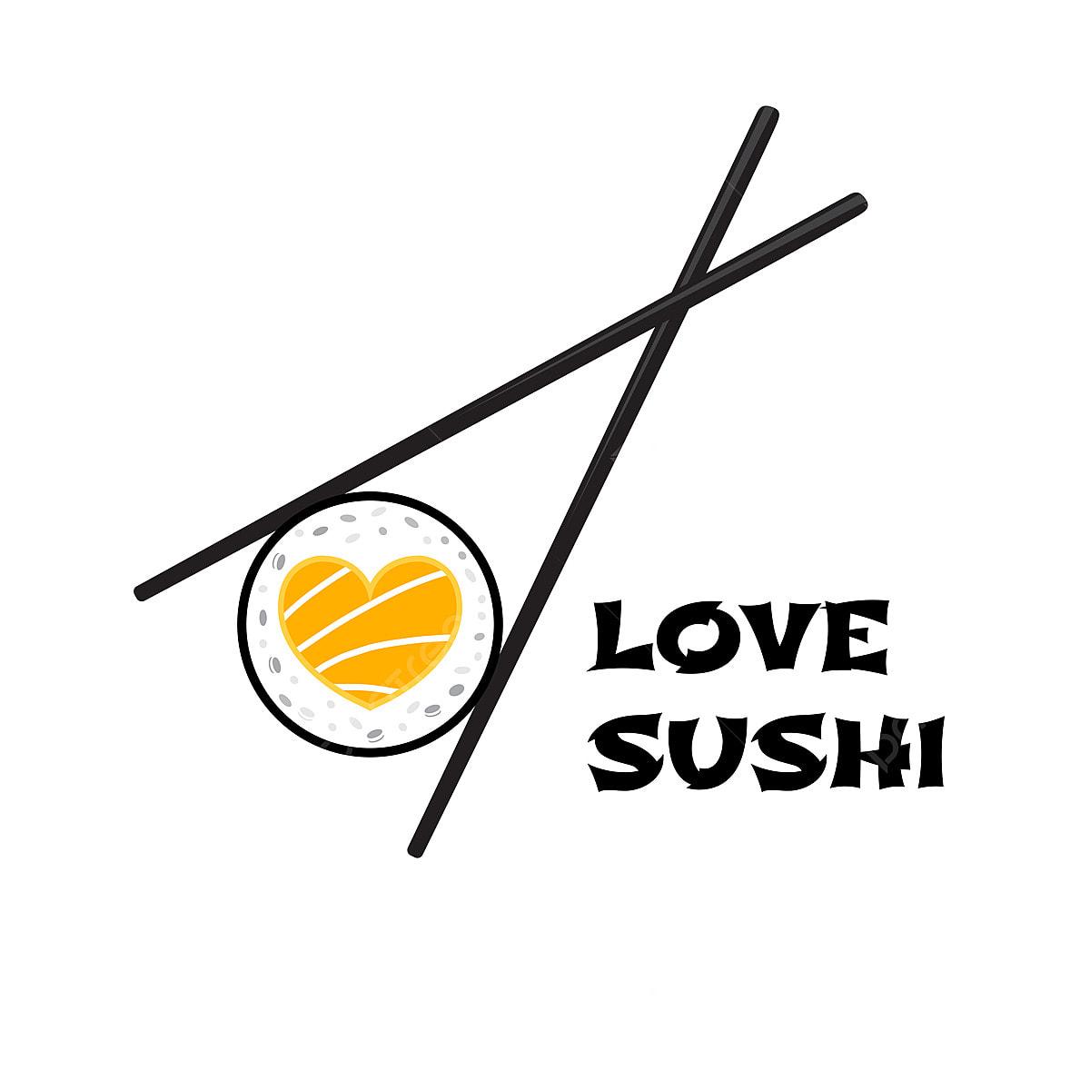Logo Sushi Restaurant Descarga Gratuita De Plantilla En Pngtree