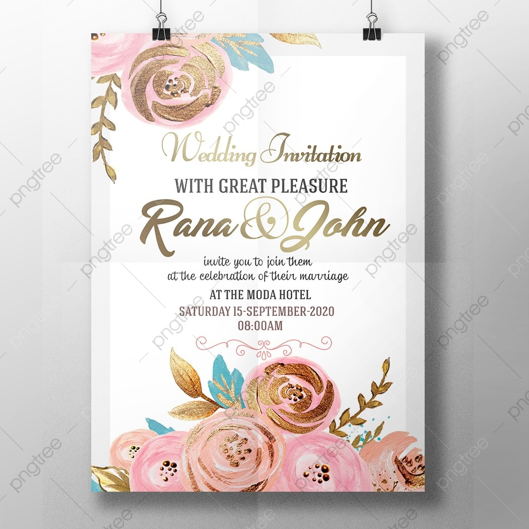 Royal Wedding Invitation Wedding Png Free Download Template For Free Download On Pngtree