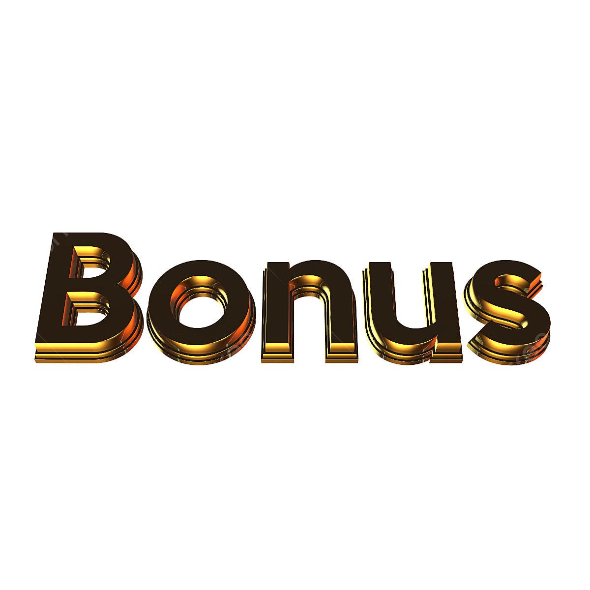 3d Bonus Gold Text Font Effect Psd For Free Download