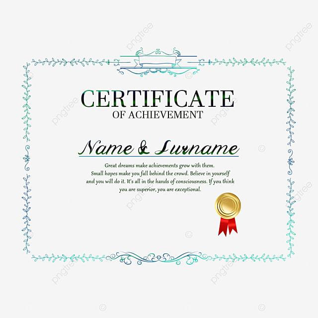 batas sertifikat hijau segar bingkai retro sertifikat png transparan gambar clipart dan file psd untuk unduh gratis batas sertifikat hijau segar bingkai