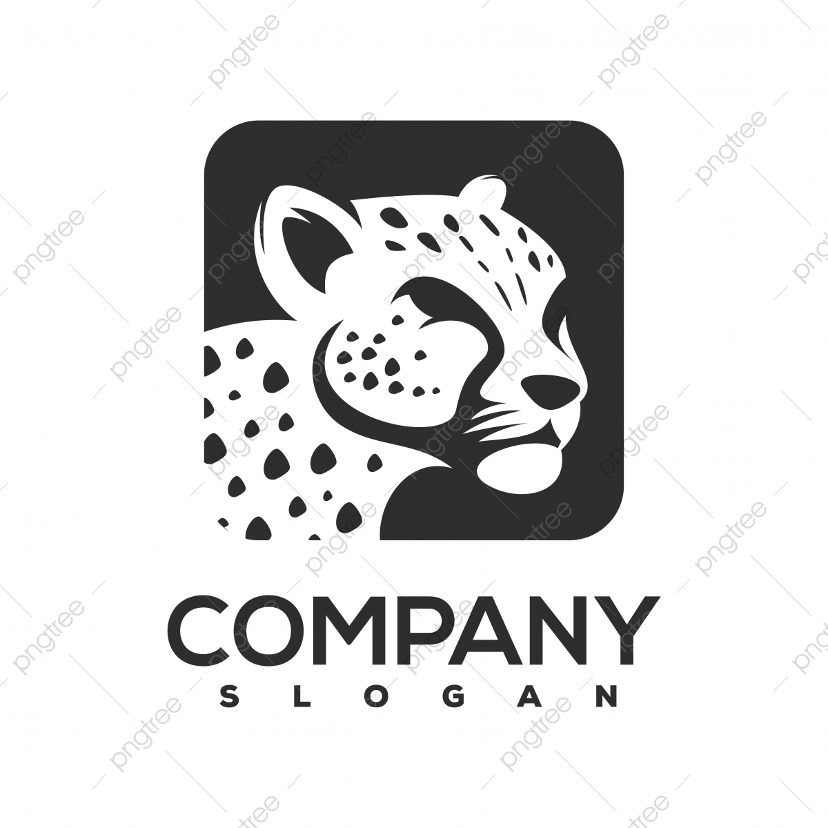 cheetah logo png vector psd and clipart with transparent background for free download pngtree https pngtree com freepng cheetah logo ready to use 4384999 html