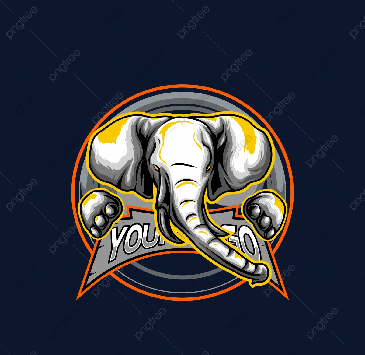 Elephant Head Png Images Vector And Psd Files Free Download On Pngtree