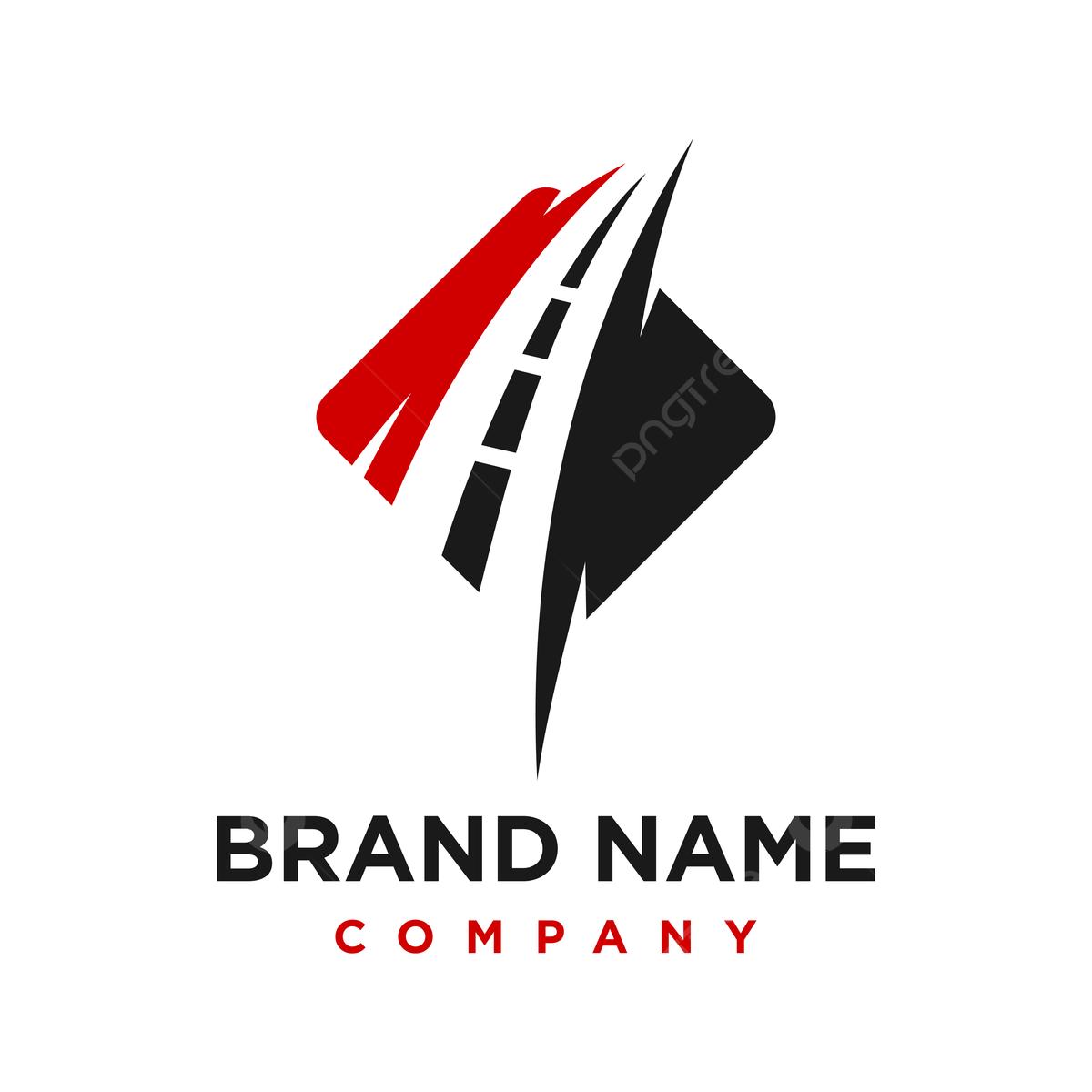 Road Logo Design Template Download On Pngtree