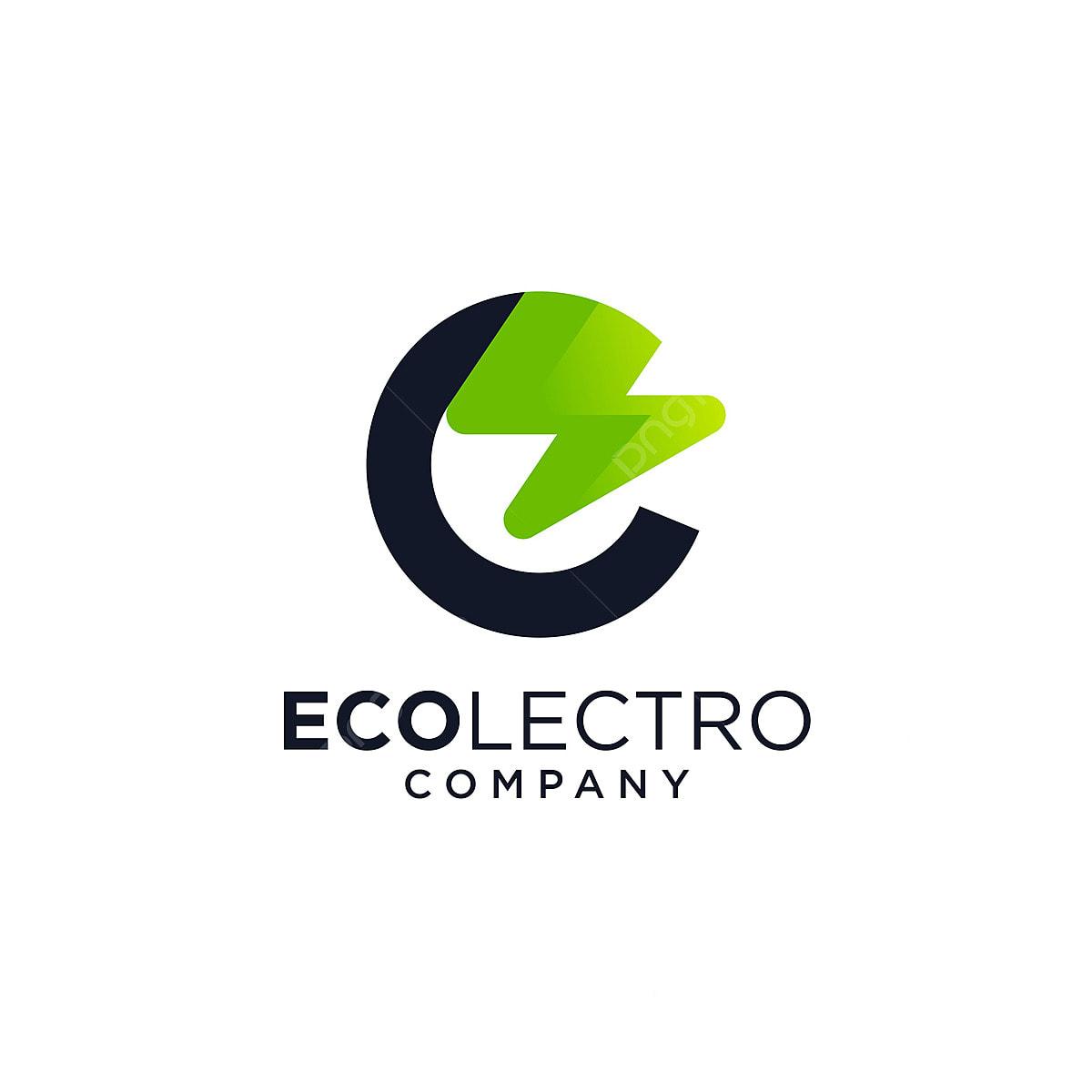 e letter logo design with lighting thunder vector illustration template for free download on pngtree e letter logo design with lighting