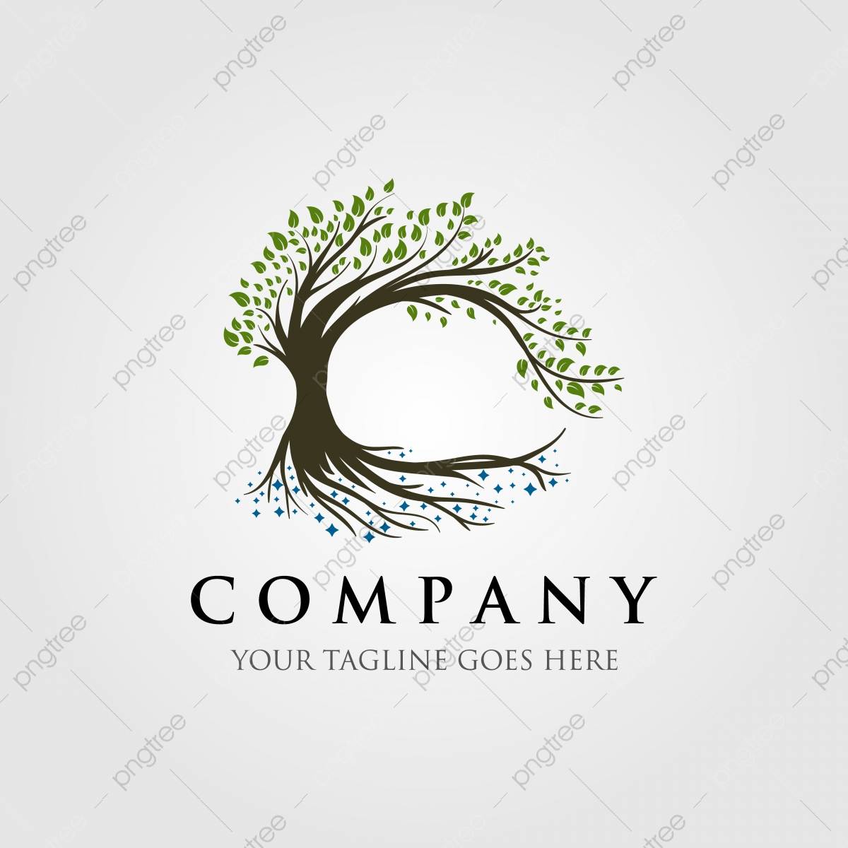 Tree Logo Png Images Vector And Psd Files Free Download On Pngtree