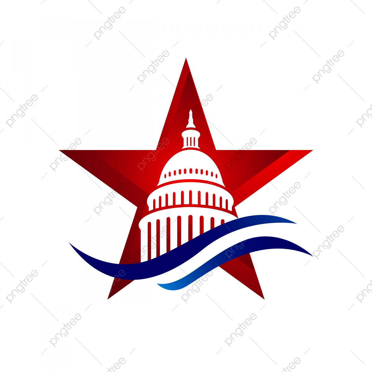 Creative Simple American Capitol Building Vector Logo Design Template For Free Download On Pngtree,Minimalist Kitchen Design Black