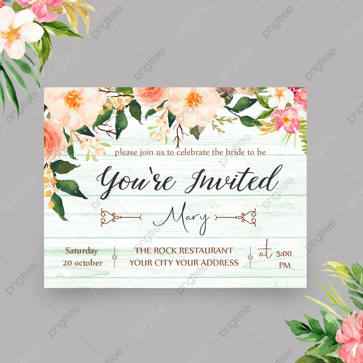 You Are Invited Png Images Vector And Psd Files Free Download On Pngtree