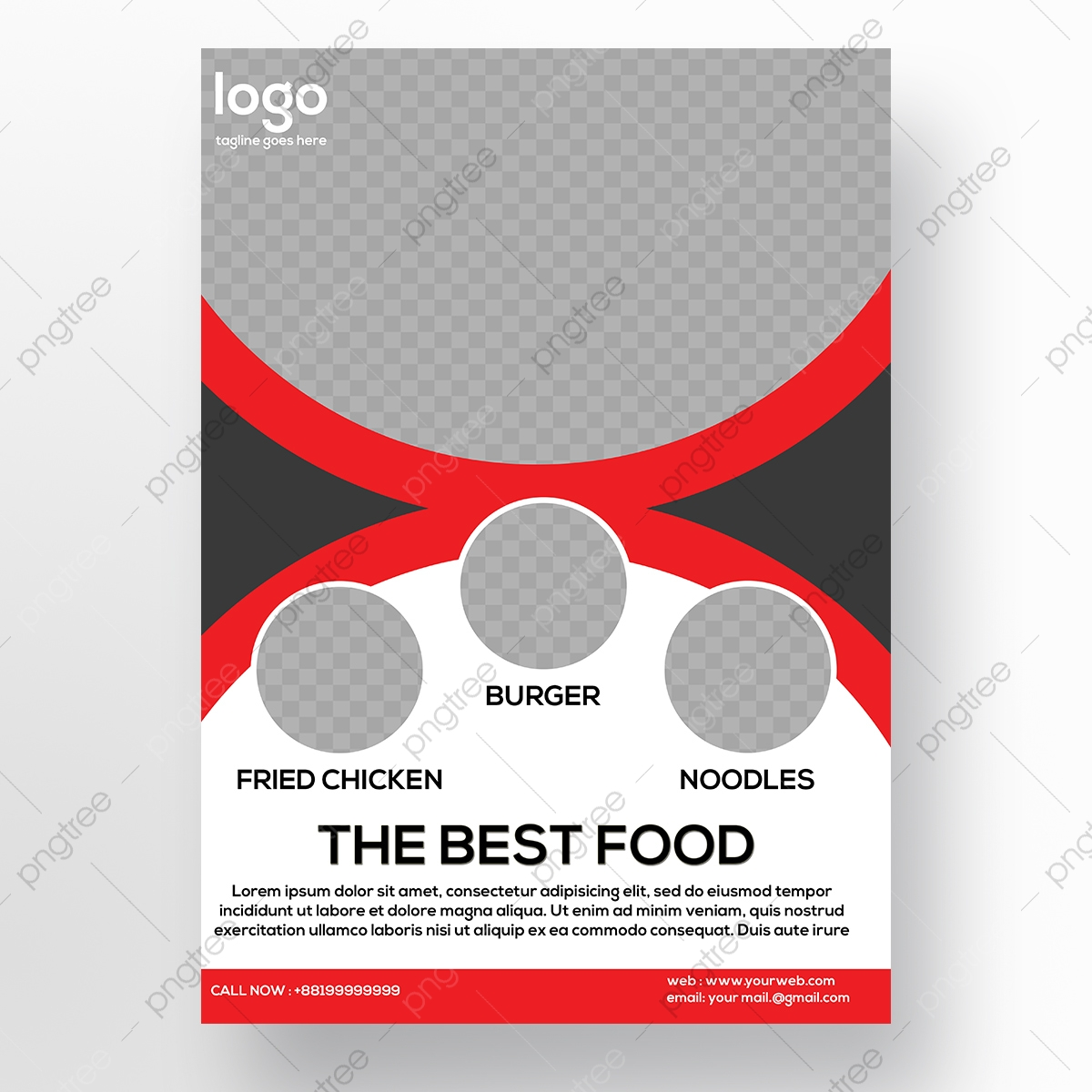 Restaurant Flyers Png Images Vector And Psd Files Free Download On Pngtree