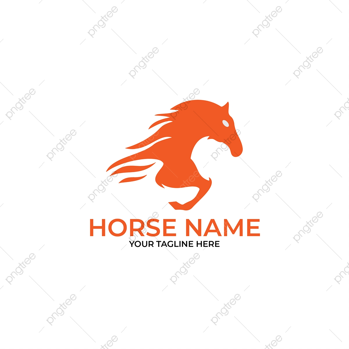 Horse Logo Png Vector Psd And Clipart With Transparent Background For Free Download Pngtree