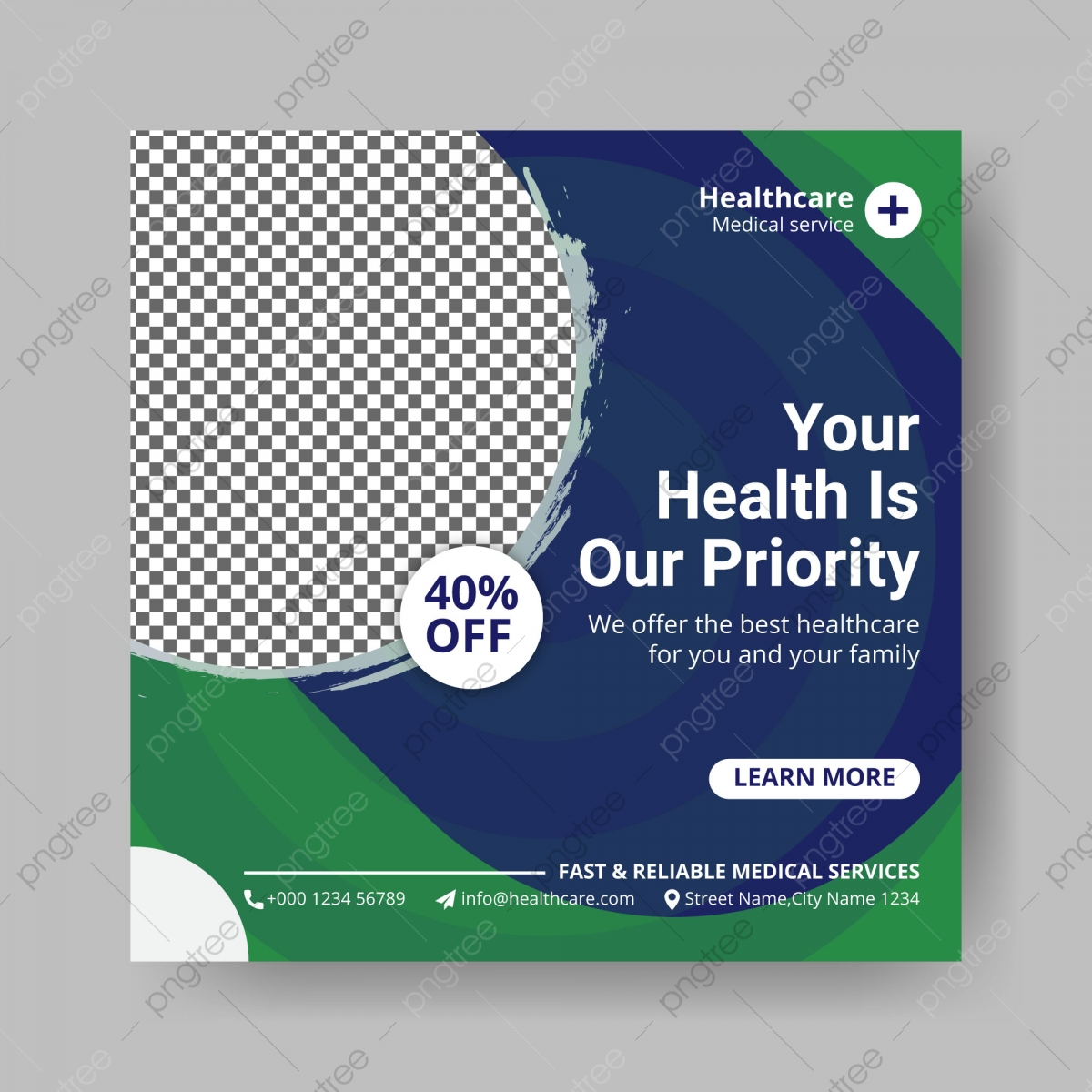 Health Banner Png Vector Psd And Clipart With Transparent Background For Free Download Pngtree