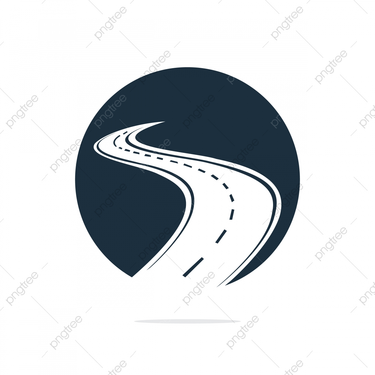 Creative Road Journey Logo Design Road Logo Vector Design Template Template Download On Pngtree