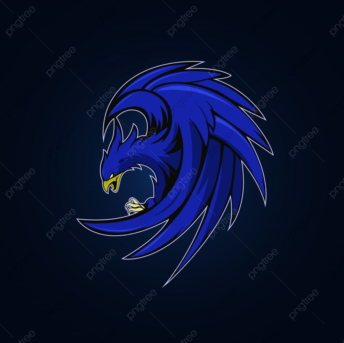 Phoenix Vector Png Images Phoenix Logo Phoenix Bird Dragon Phoenix Vectors In Ai Eps Format Free Download On Pngtree