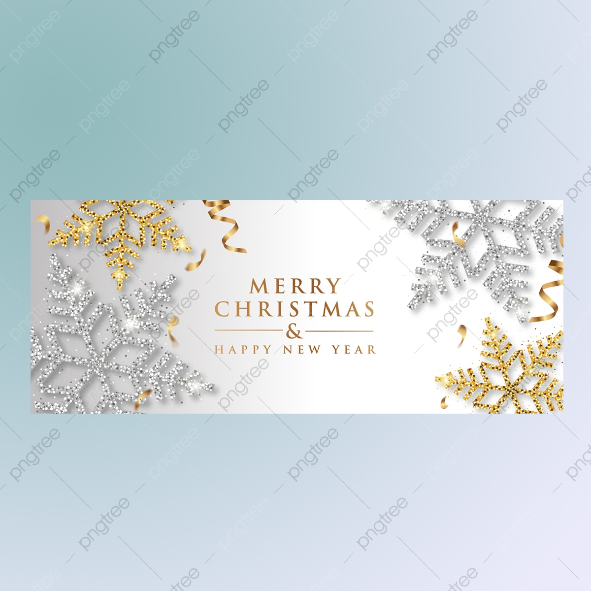 merry christmas and happy new year banner template for free download on pngtree happy new year banner template