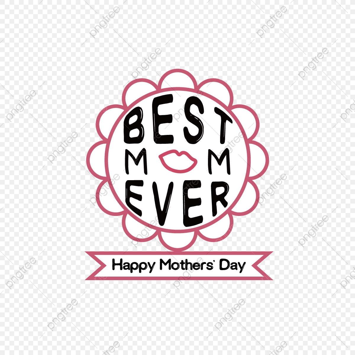 Mothers Day Thanksgiving Art Font Svg Font Effect Eps For Free Download