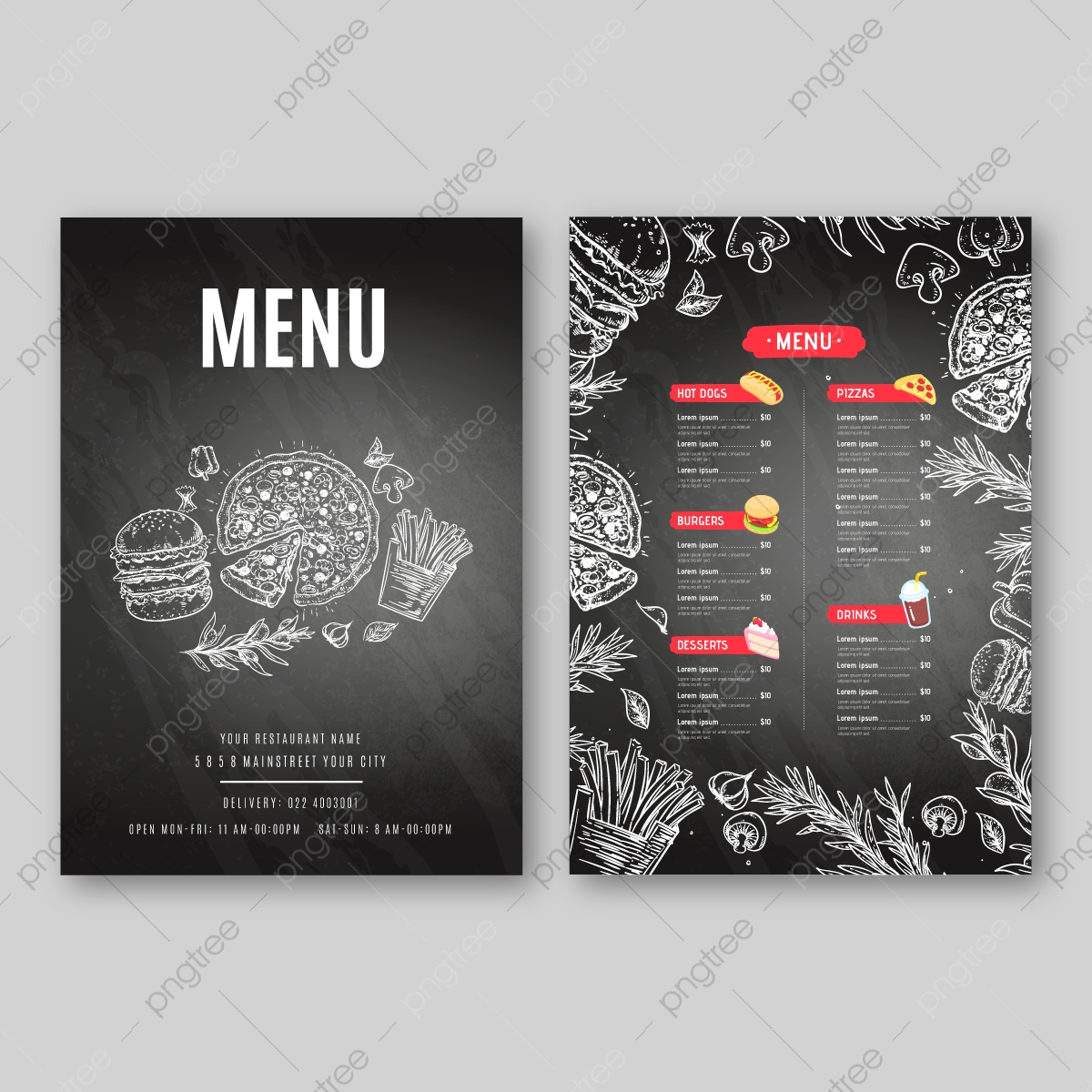 Italian Restaurant Png Vector Psd And Clipart With Transparent Background For Free Download Pngtree